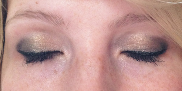 maquillage yeux soiree