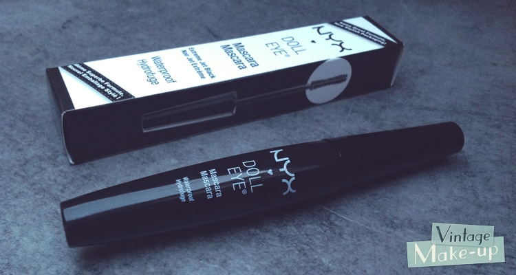 mascara nyx doll eye