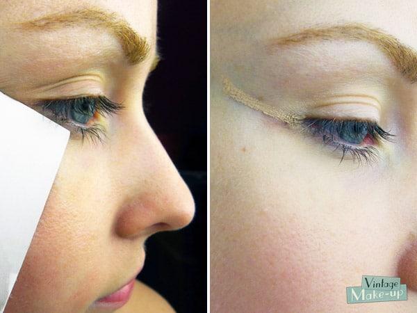 Comment mettre du eye liner - Comment mettre eye liner ...
