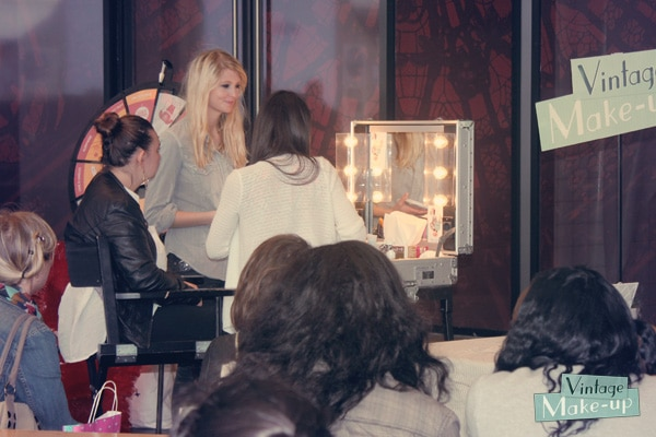 stand beaute lille galeries lafayette 2014