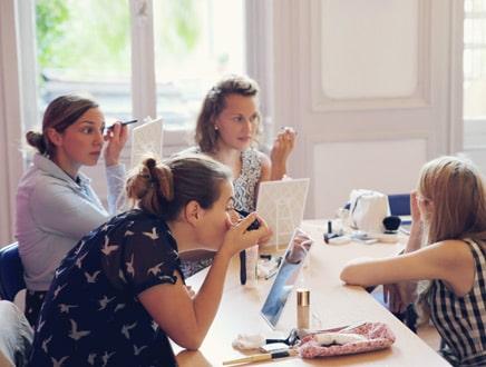 atelier vintagemakeup maquillage