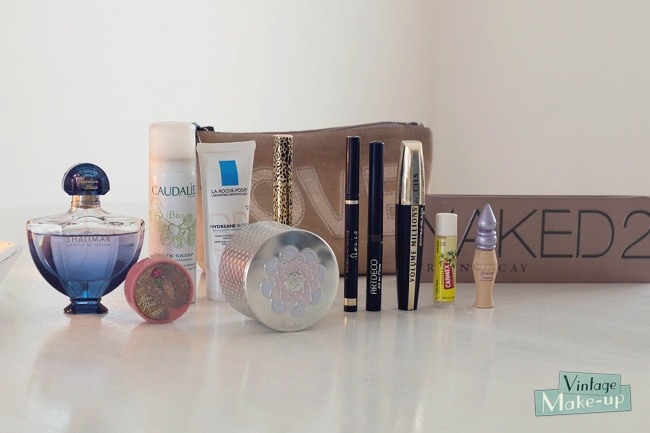 ma trousse a maquillage