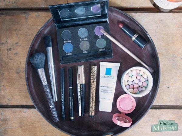 maquillage pour les fetes de fin d annee