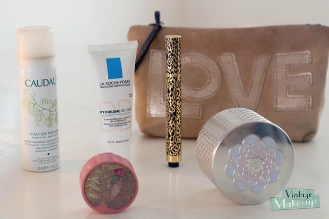 maquillage teint quotidien