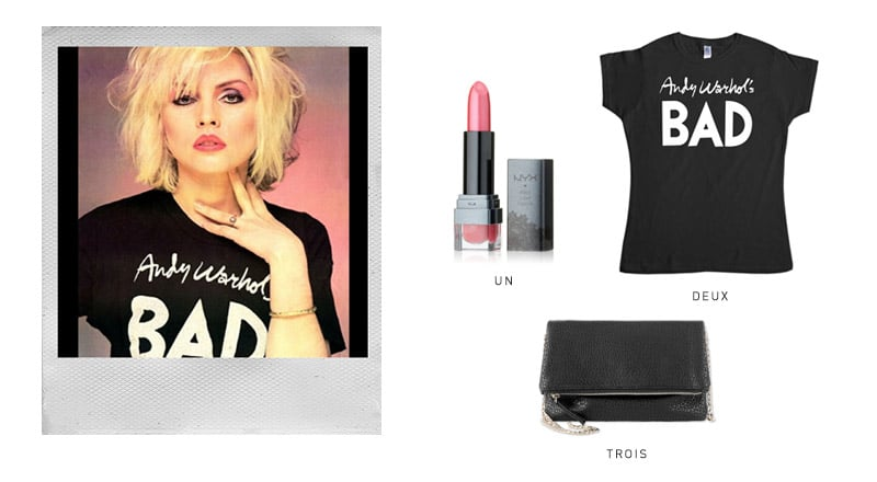 le look debbie harry