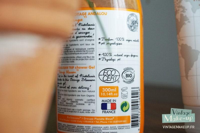 produits de beaute avec label bio