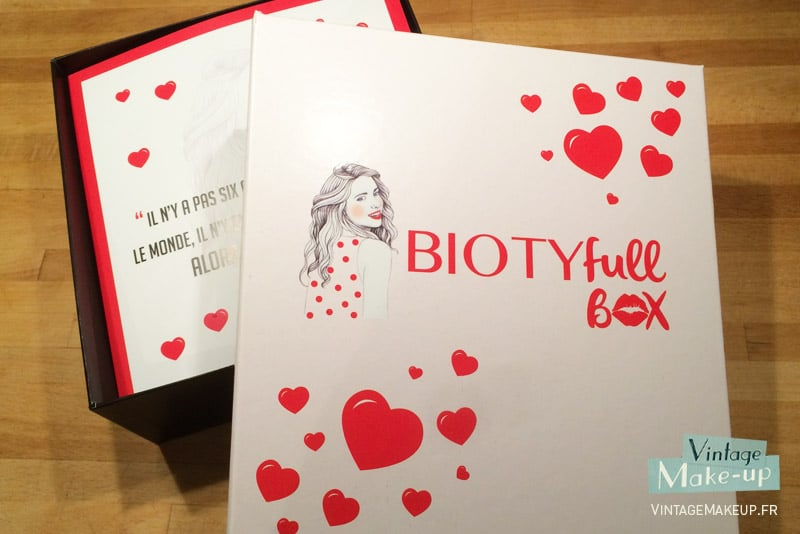 box beaute biotyfull box