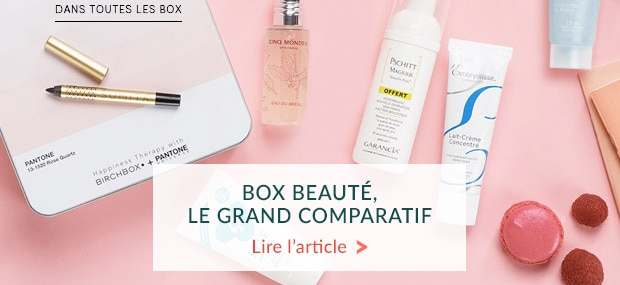 box beaute