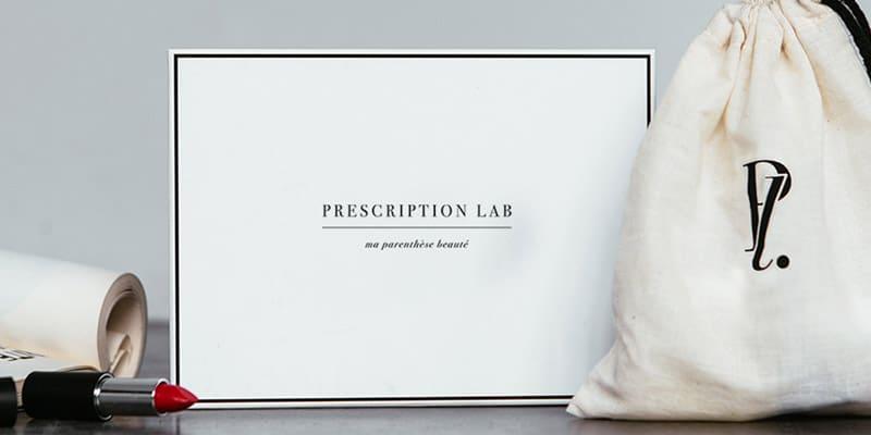 box prescription lab