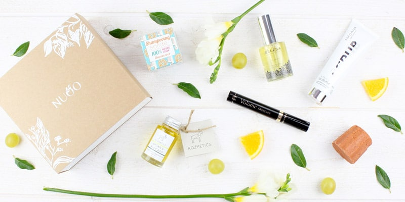 box beaute bio nuuo