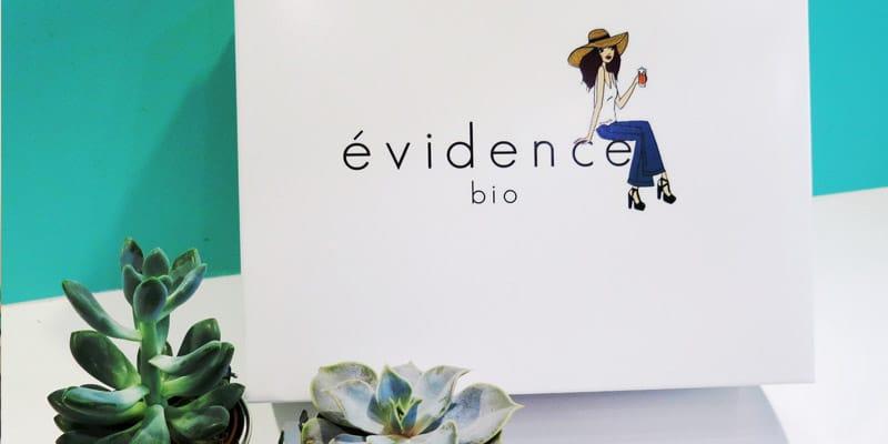 evidence box maquillage bio