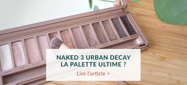 plalette naked 3 urban decay