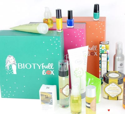 maquillage biologique box