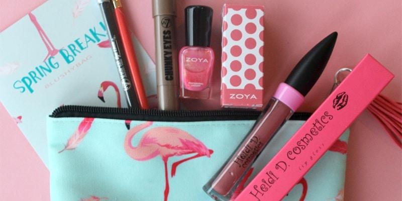 blushy bag