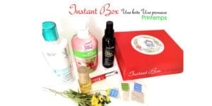 instant box beaute