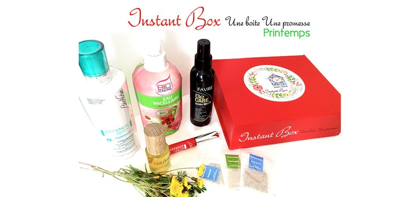 instant box beaute