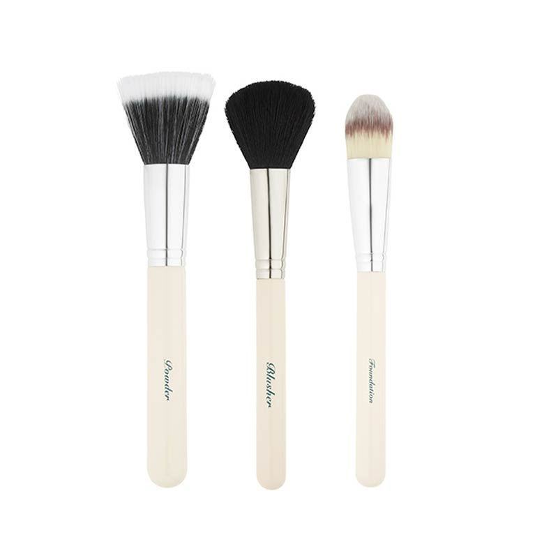 set de pinceaux a maquillage
