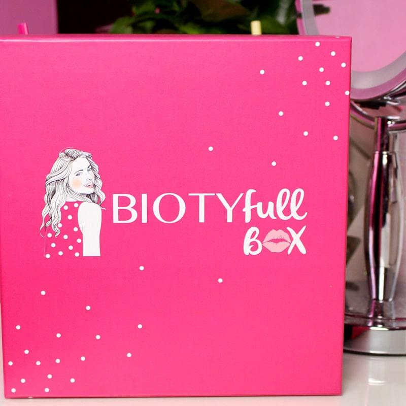 biotyfull box beaute femme