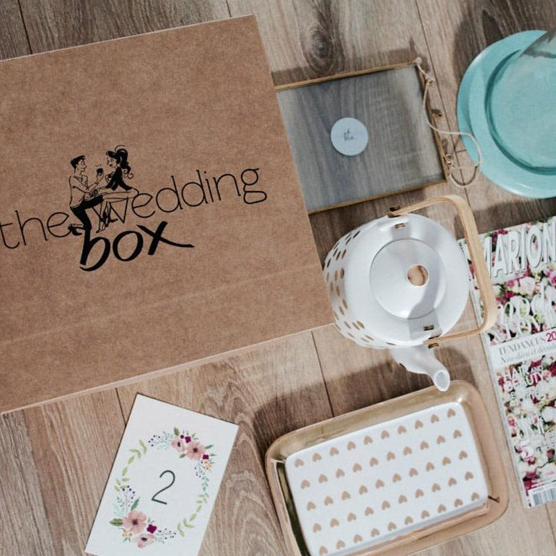 the wedding box mariage