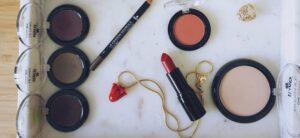 trier maquillage