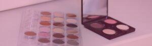 choisir palette maquillage