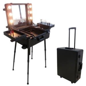valise stand maquillage