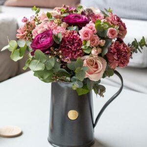 bergamotte box fleurs