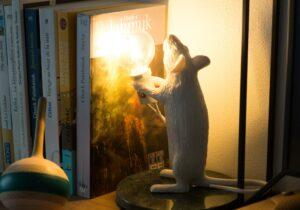 lampe souris design