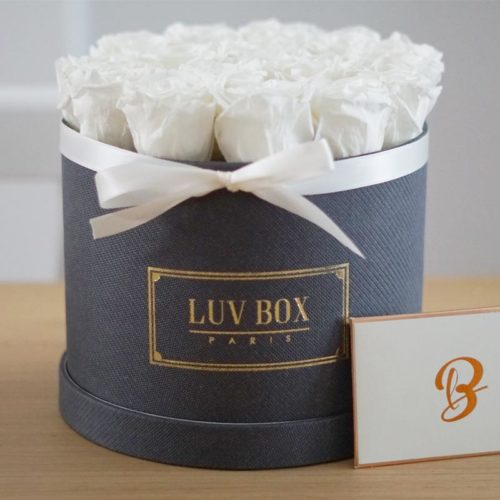 luvbox roses eternelles