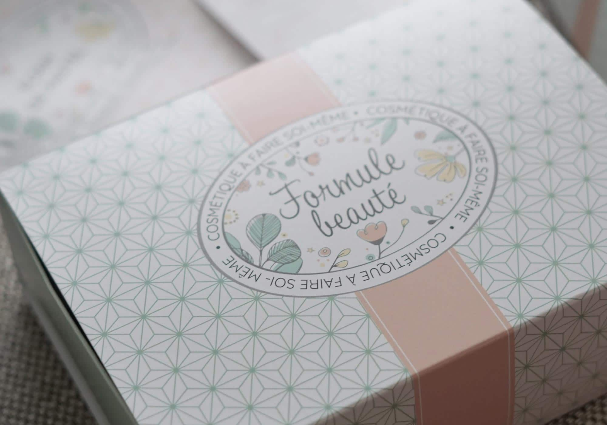 test box formule beaute