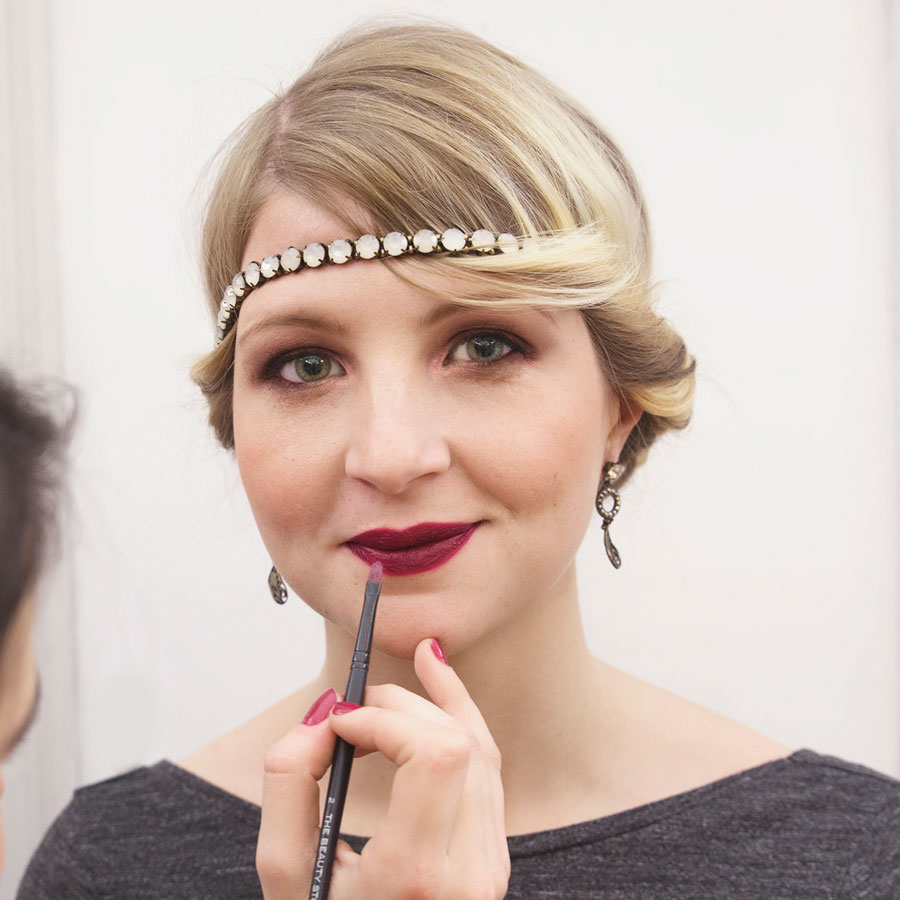 maquillage gatsby