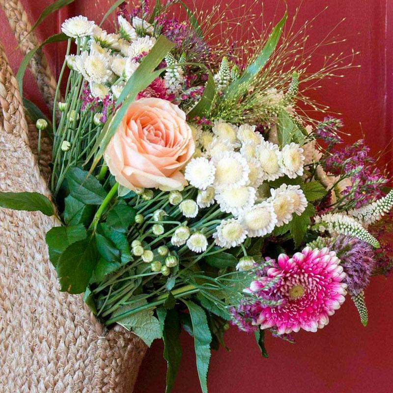 monsieur marguerite box fleurs