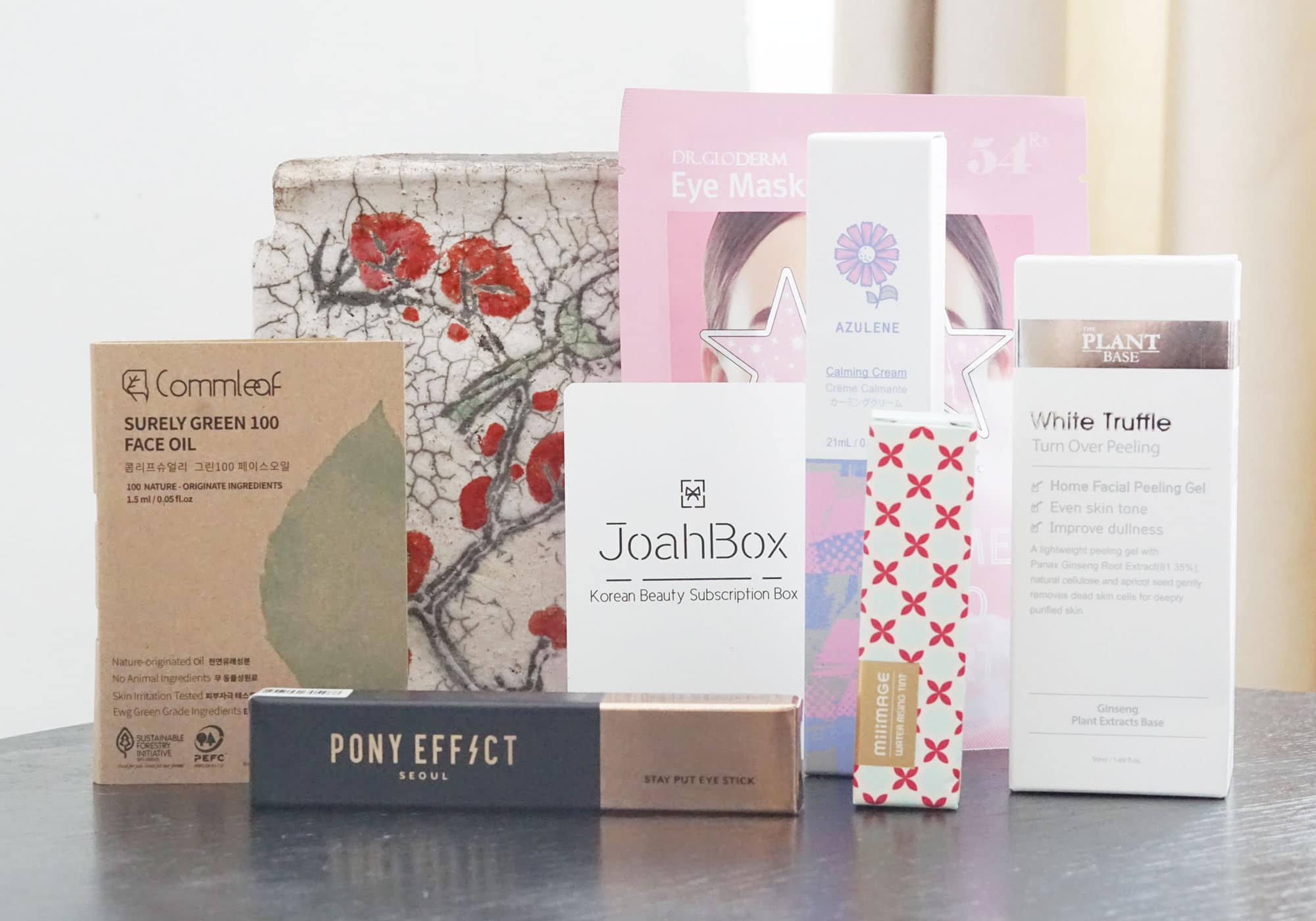joah box unboxing avis