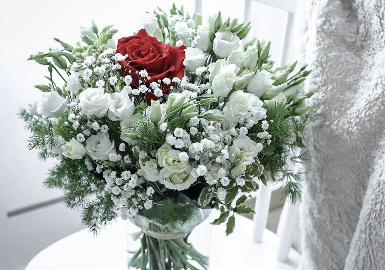 interflora bouquet abonnement