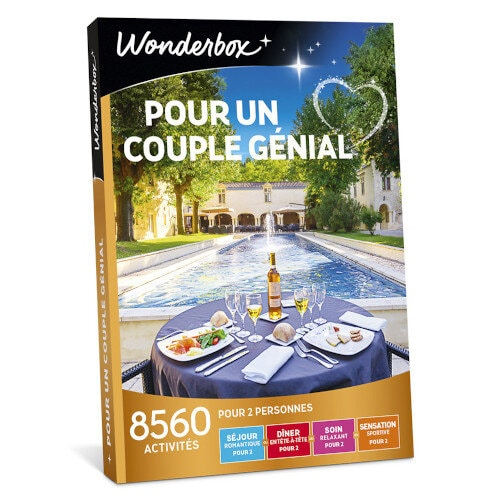 wonderbox couple