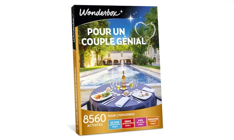 wonderbox mariage