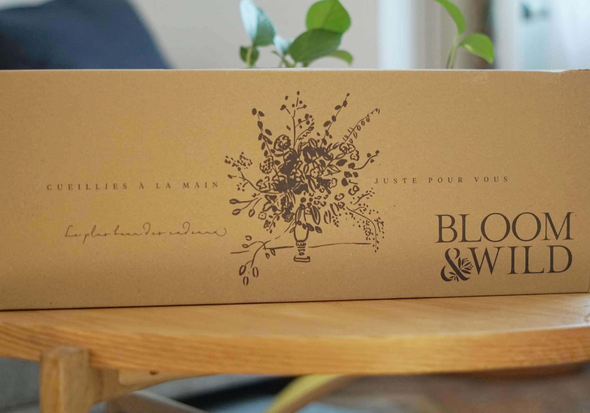 box fleurs bloom wild