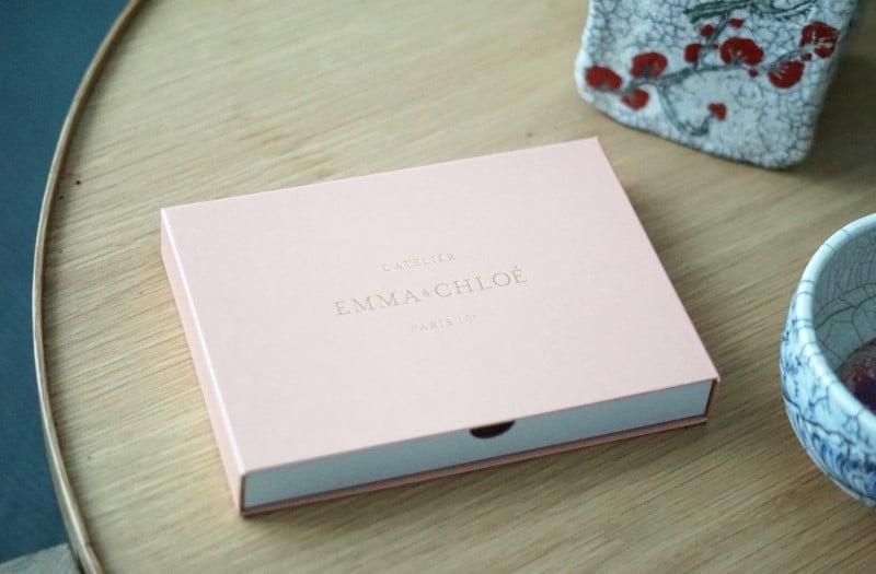 contenu box emma chloe