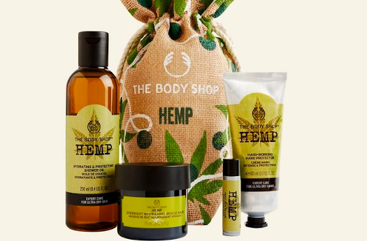 hemp body shop