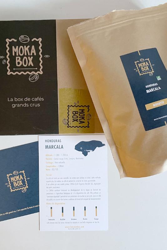 avis mokabox box cafe