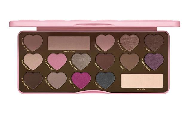 chocolate bon bons too faced