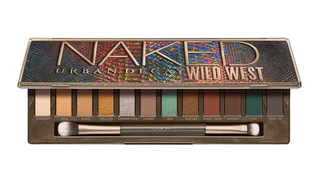 naked wild west