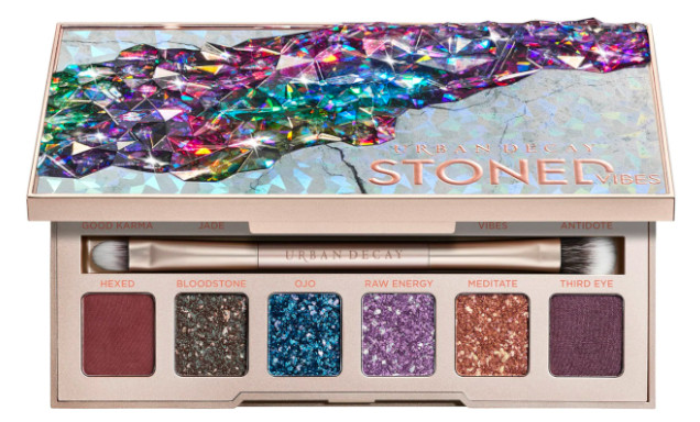 stoned vibes palette