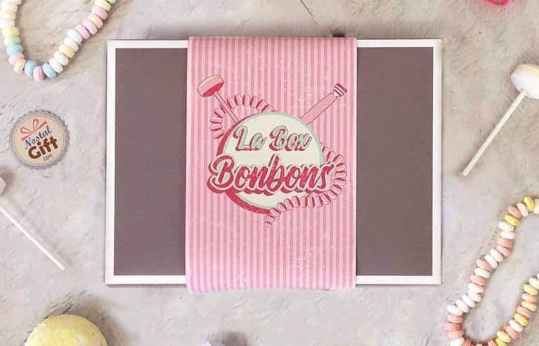 box bonbons nostalgift
